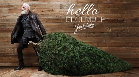 Yorkdale's Fashion Santa | DMAC