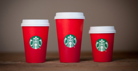 Starbucks #RedCup campaign on social media | DMAC